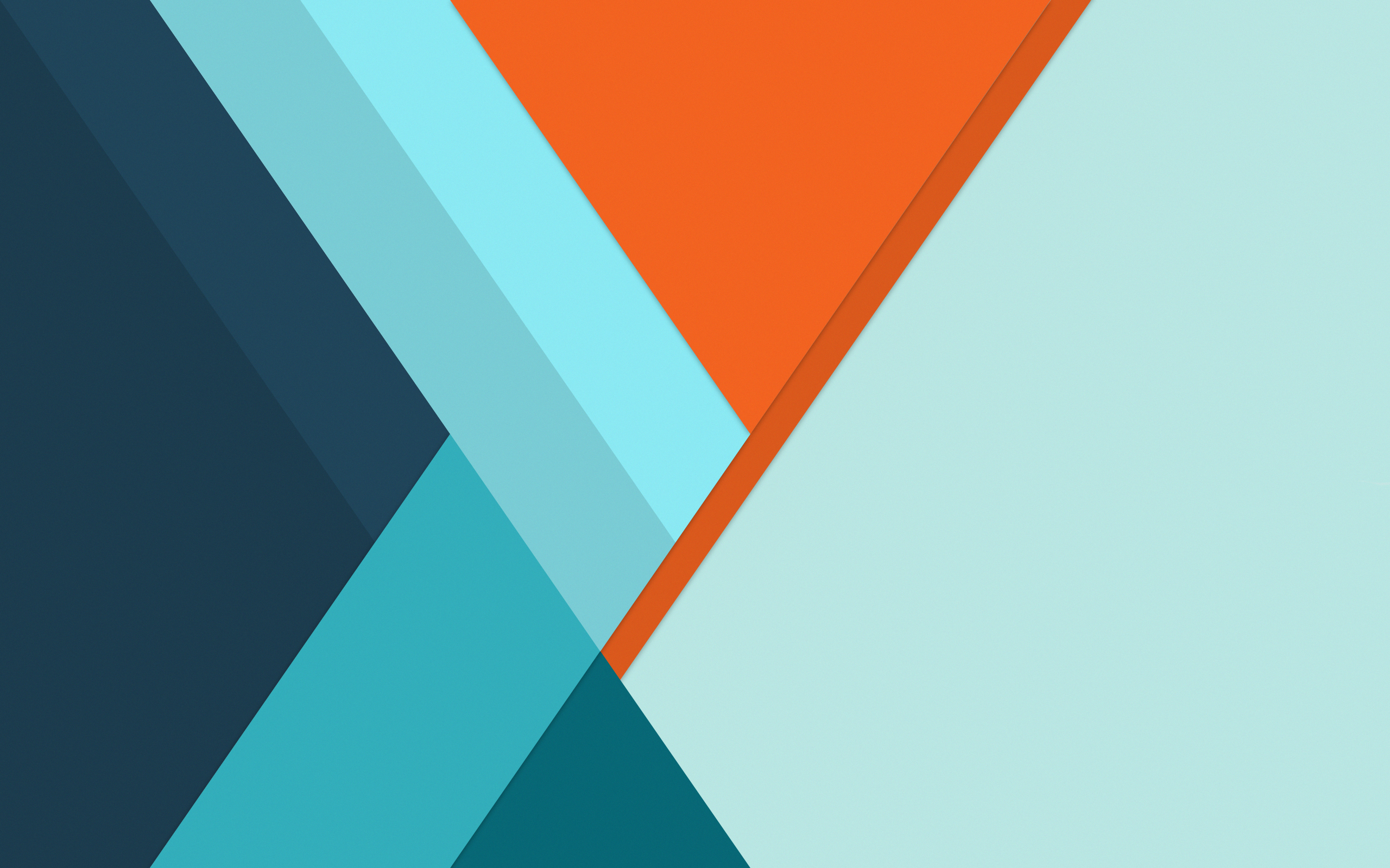 Android lollipop material design by for Material design wallpaper 4k