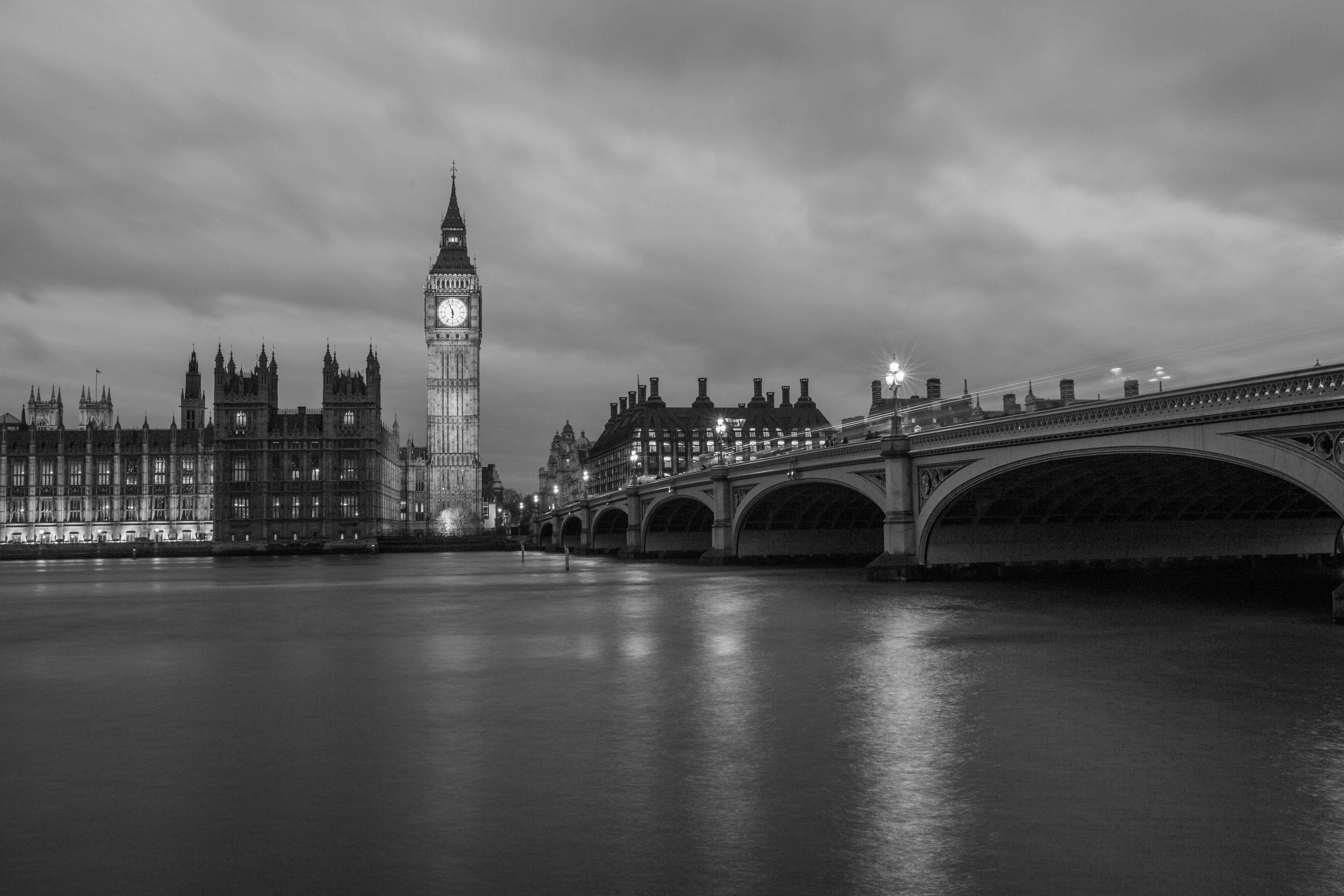Clock Tower – London By Unknown