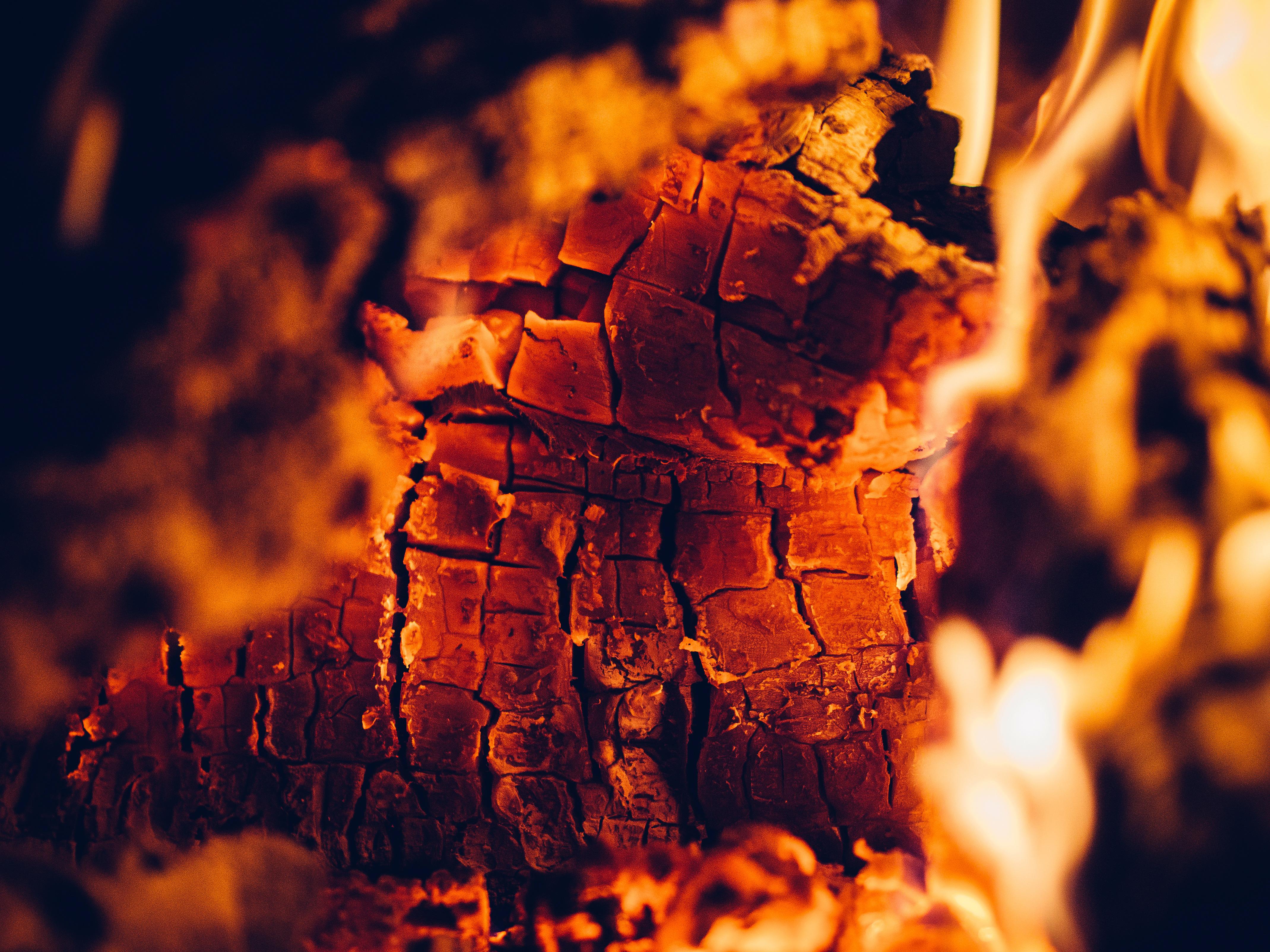 picallscom glowing coals by pawel kadysz