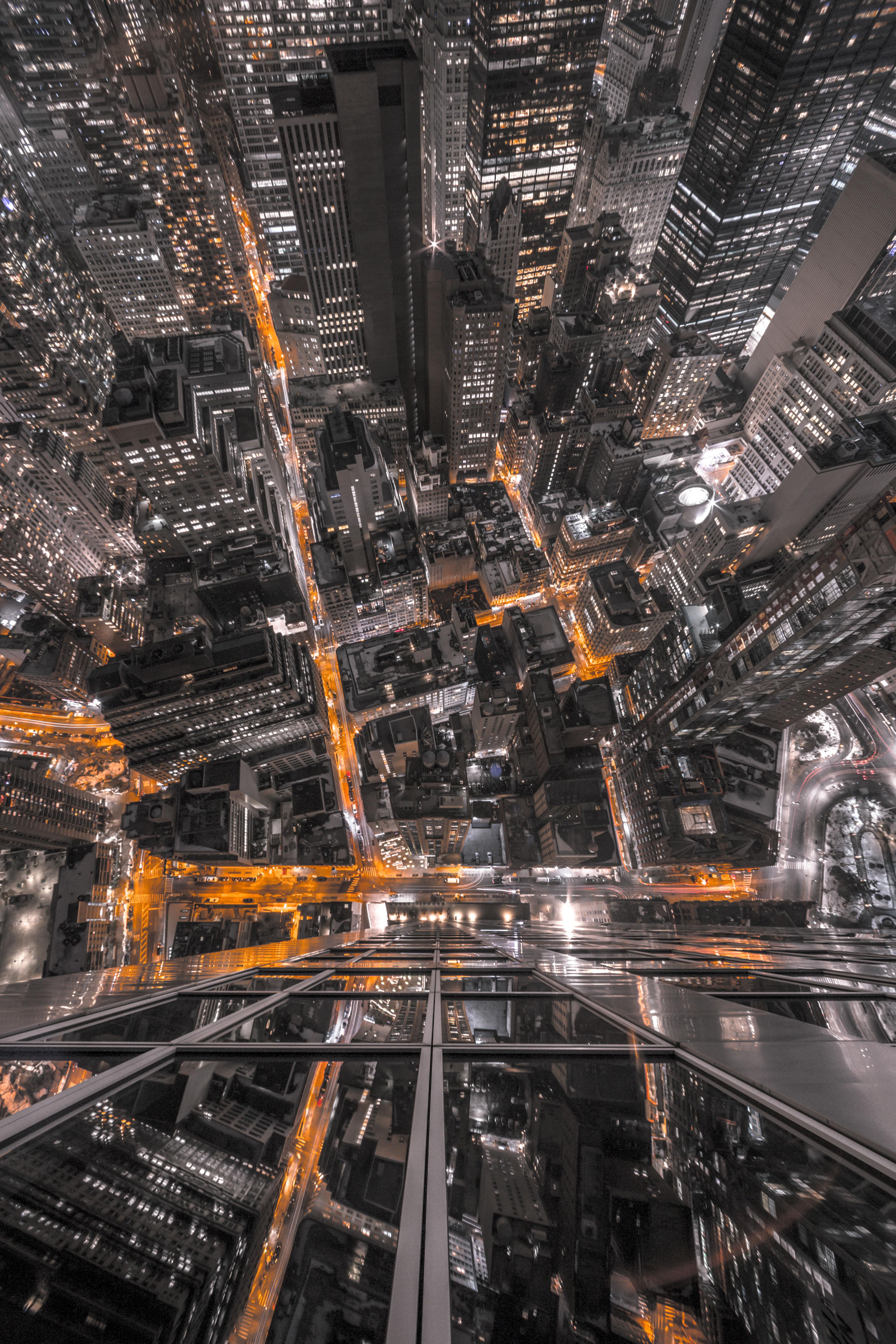 Picalls Com City Lights By James Mcnally