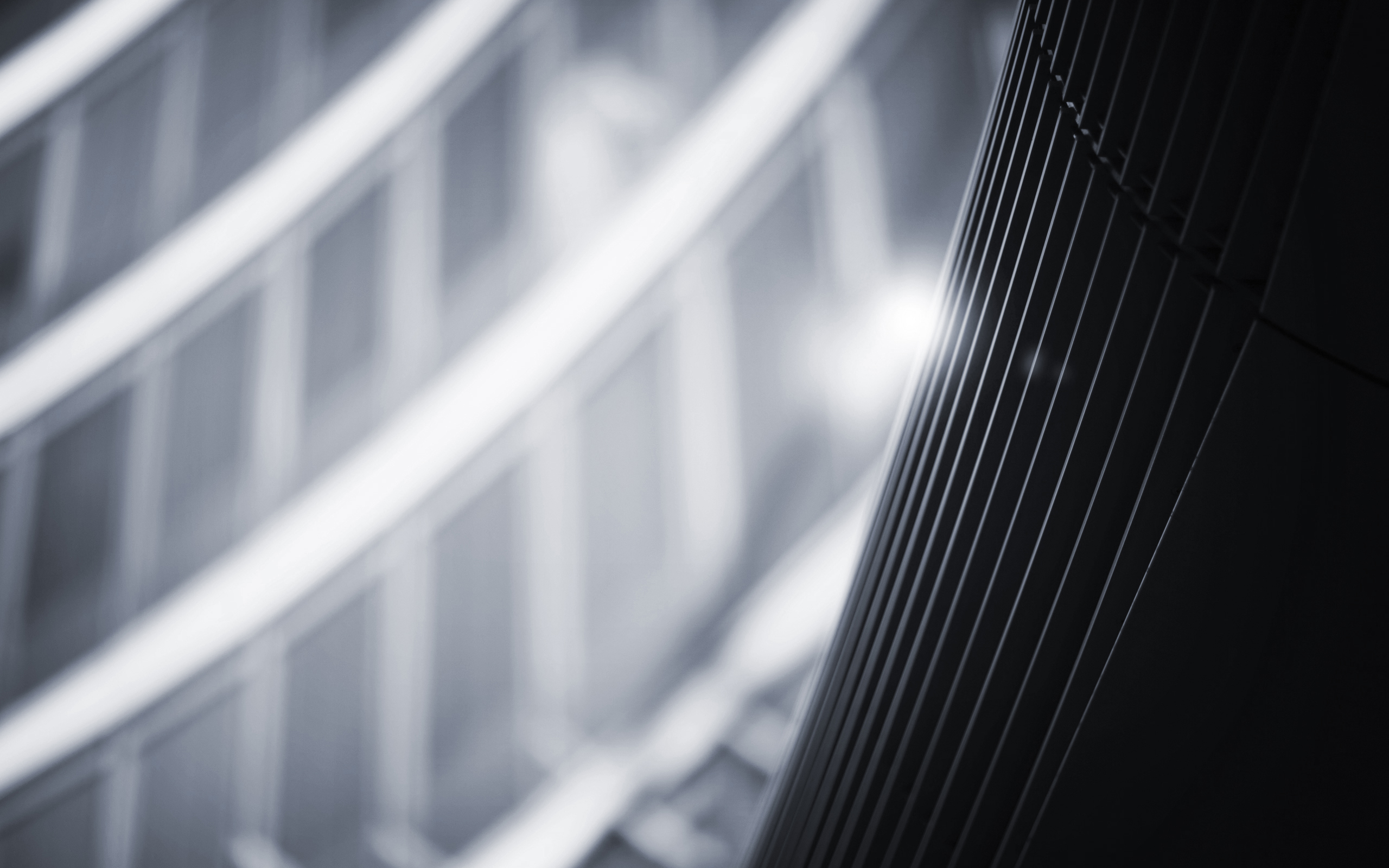 Between the Lines, architecture, building, out of focus, lines, abstract, black and white