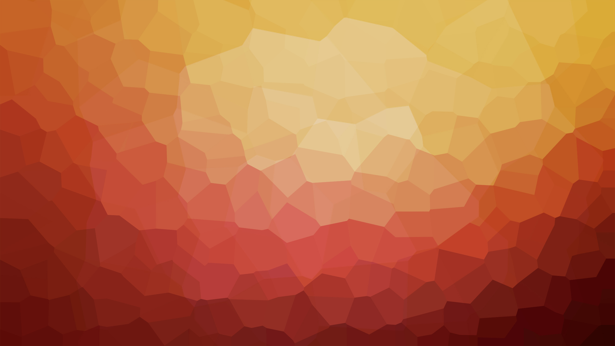 Carbon, colors, angles, red, orange, yellow, triangles, abstract