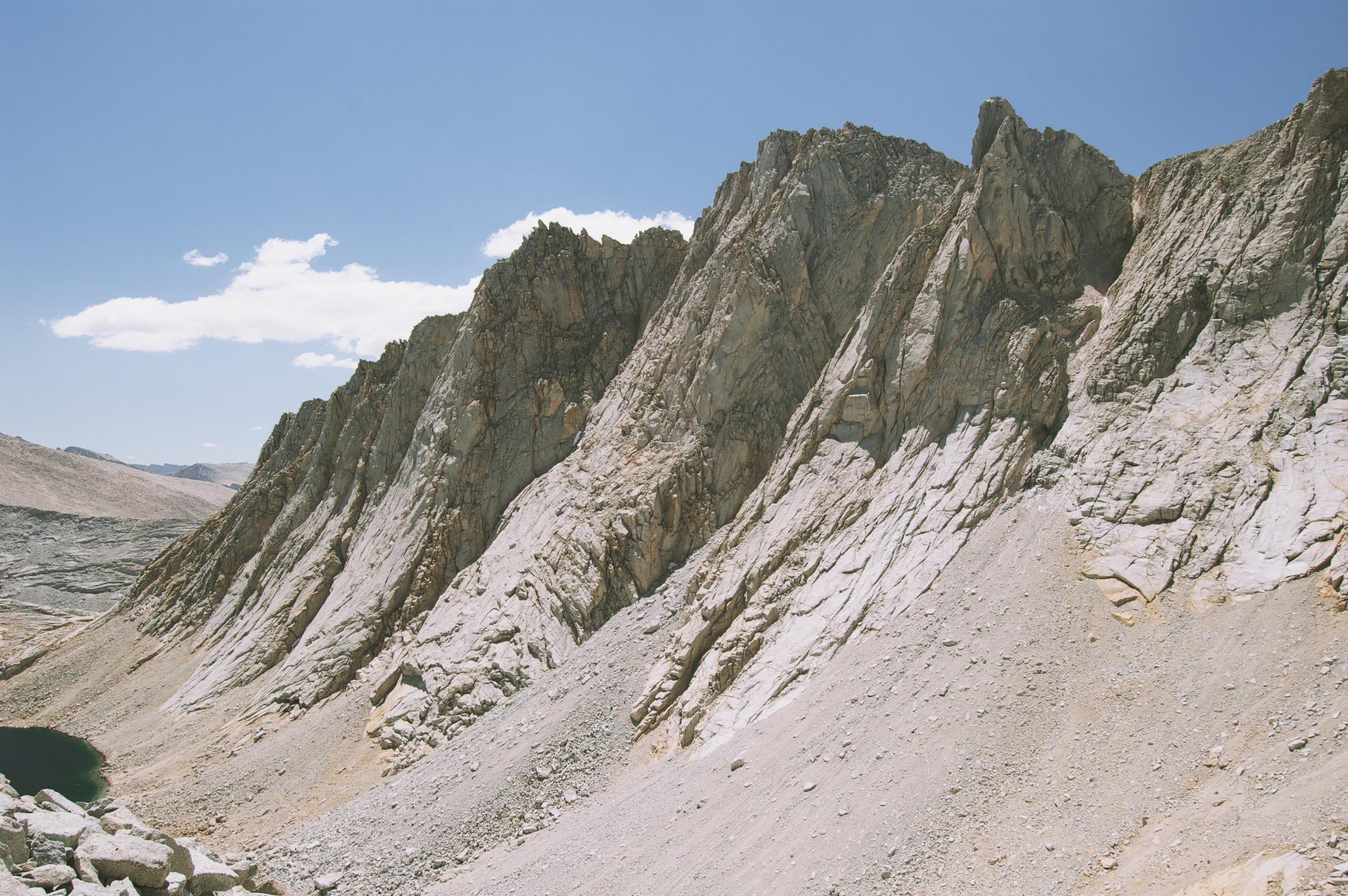 Risco, rocks, stones, earth, canyon