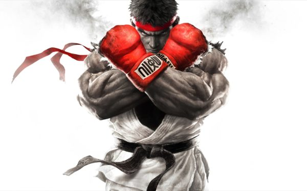 Ryu Street Fighter, fight, street fight, fight, ryu, martial arts, video games, street fighter 5
