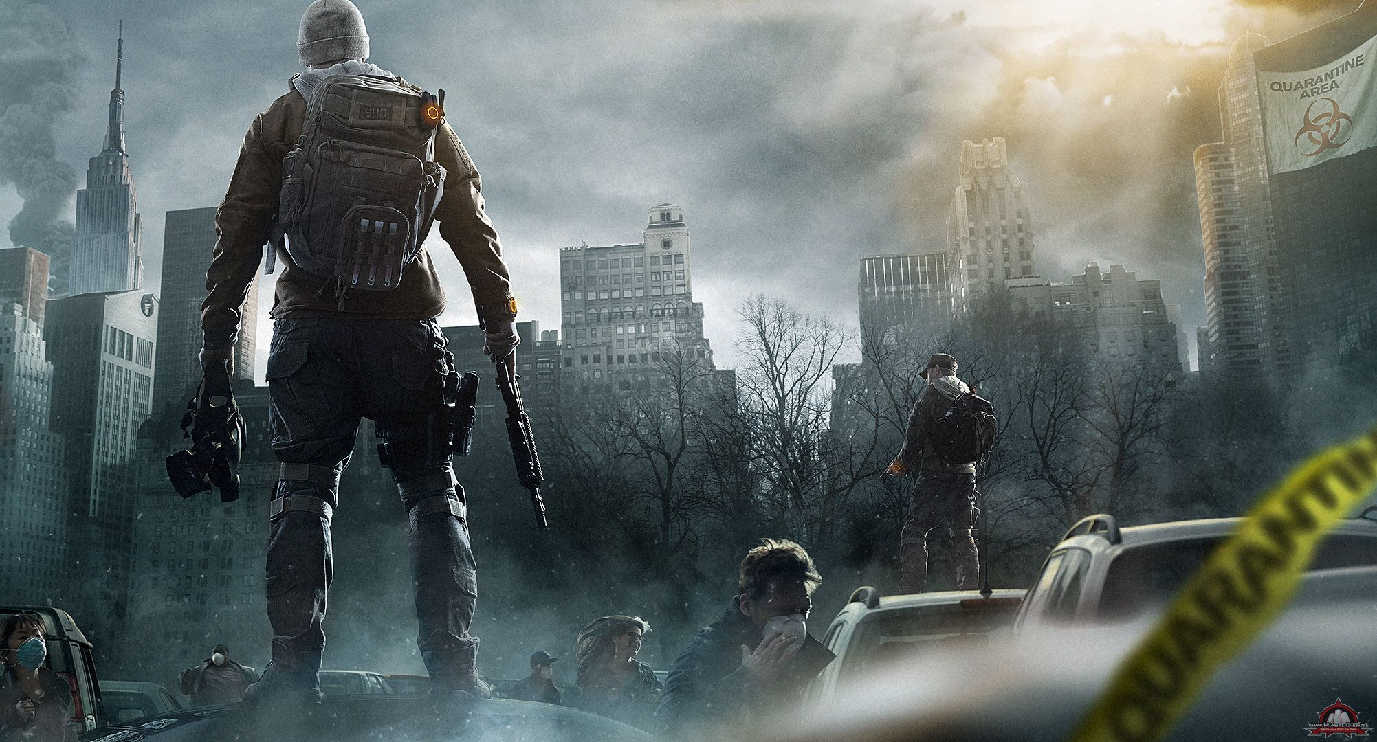 Tom Clancy's The Division, Tom Clancy's game, Tom Clancy's Division, pc game, video game