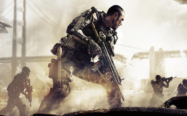 Call of Duty Advanced Warfare, Call of Duty, games, video games, pc game, war, first person