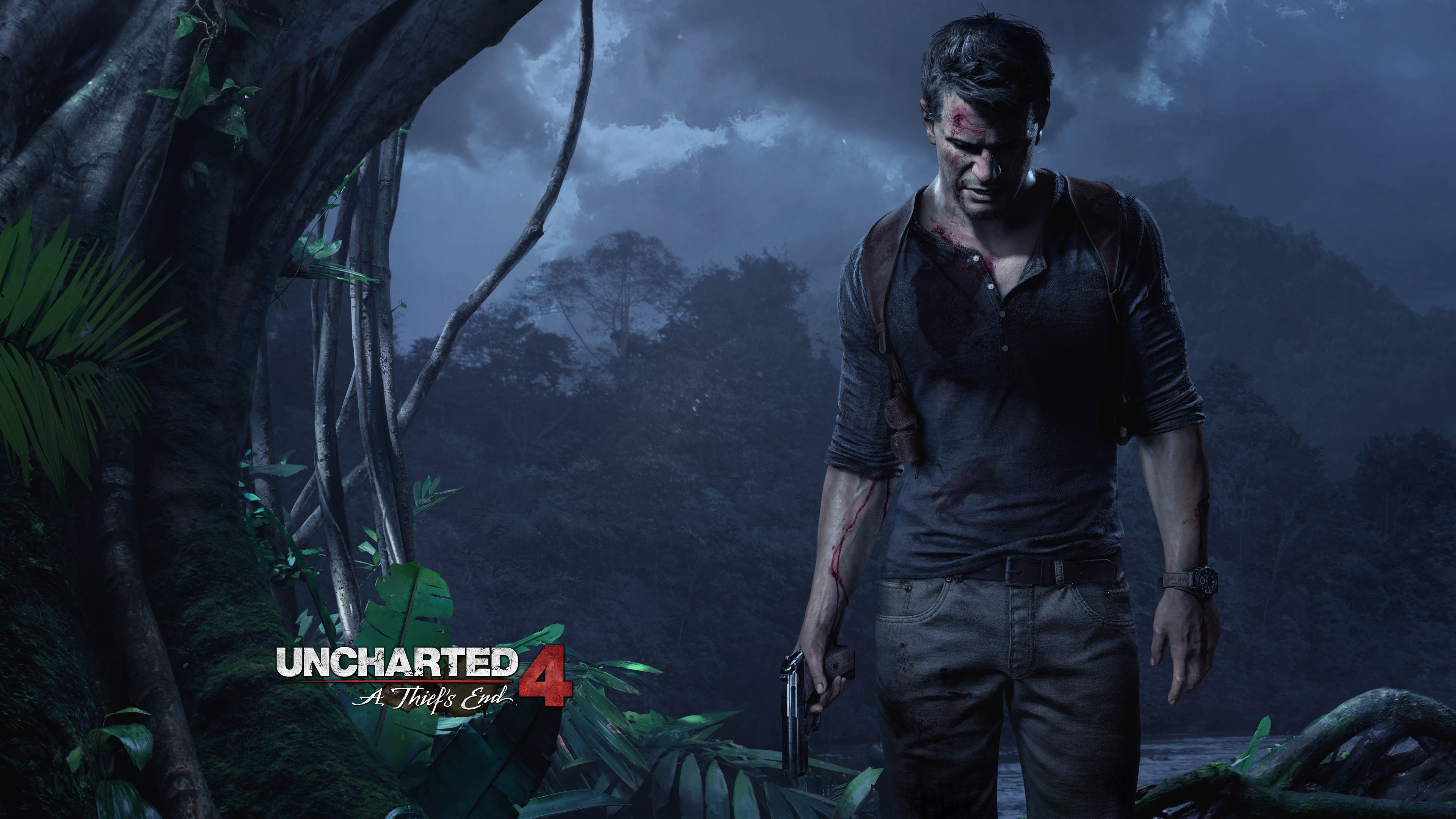 Uncharted 4 A Thief's End, Uncharted 4, Uncharted, four, video game, action, suit