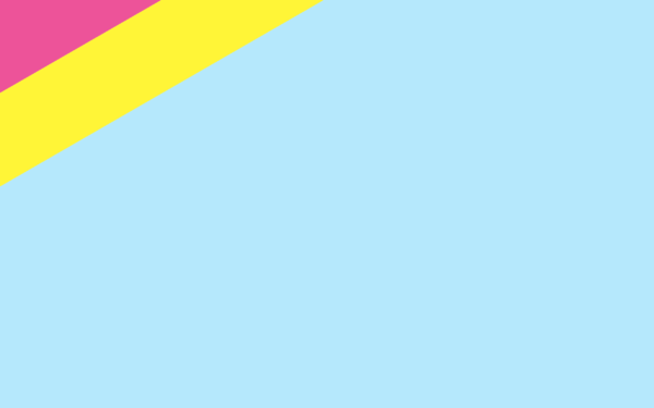 CornerBite by grikomsn, abstract, digital art, vectors, vector, simple