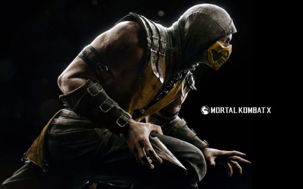 Mortal Kombat X, game, video game, mortal kombat, combat, Sub Zero, Scorpions
