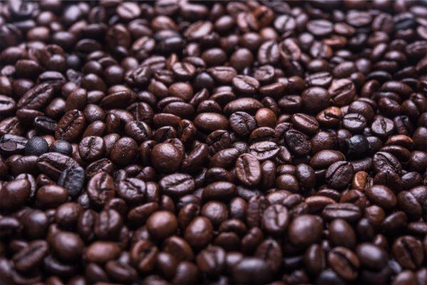 Coffee beans, coffee, black coffee, wallpapers