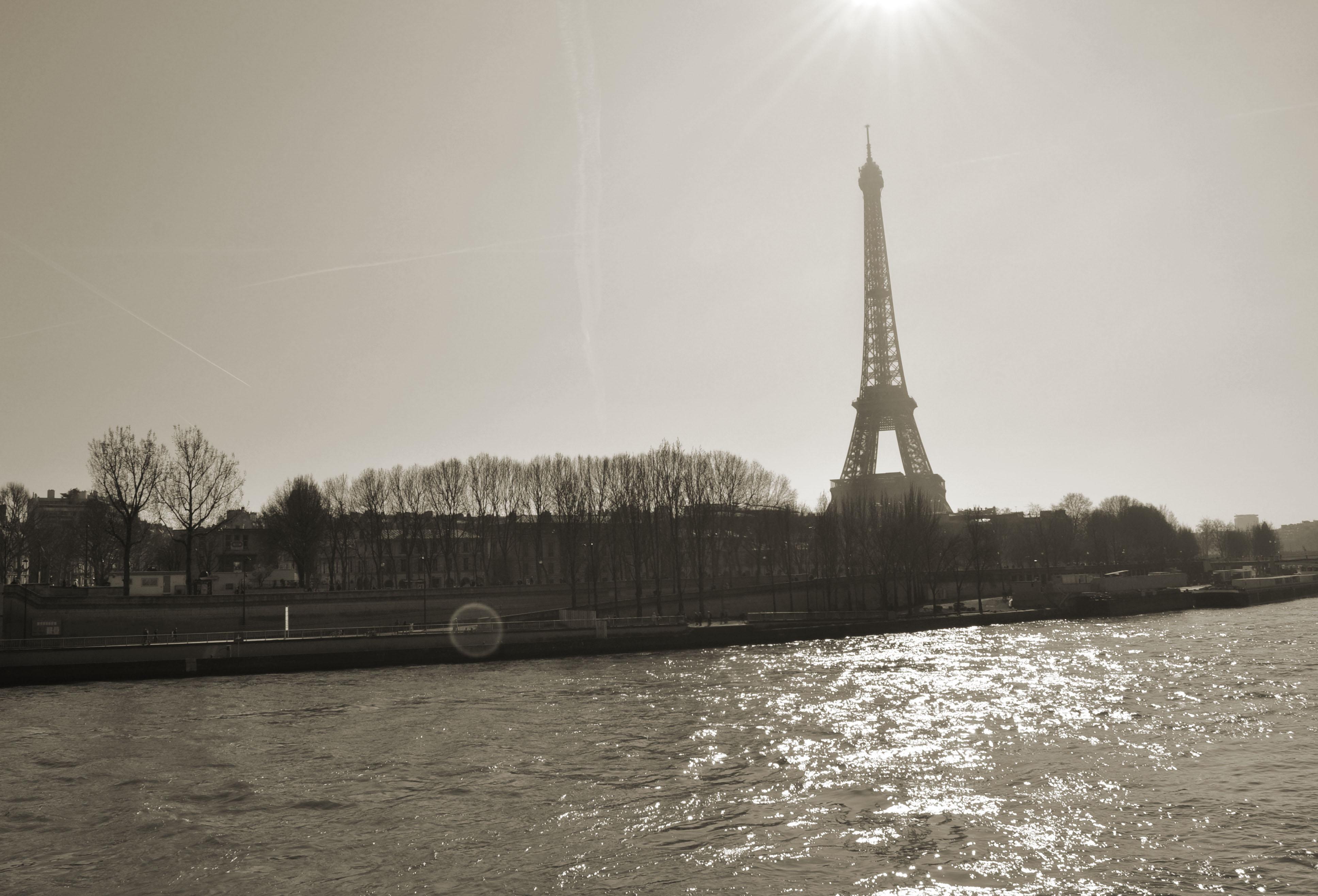 La Seine, tore eiffel, paris, childhood, love, monument, Javier Palmieri