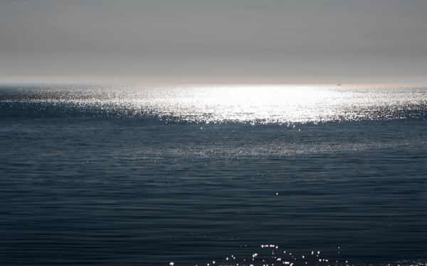Only either by Pierre-Lagarde, ocean, sea, infinity, sun, water, reflection, light, sunrise