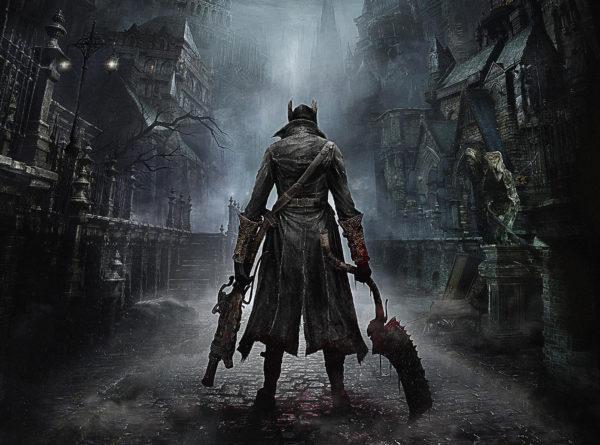 Bloodborne, XIX century, video game, playstatio 4 tetrico, london, demons, horror