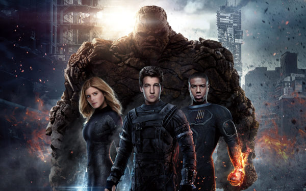 Fantastic Four, 4, fantastic, super heroes, movie, new movie, new generation