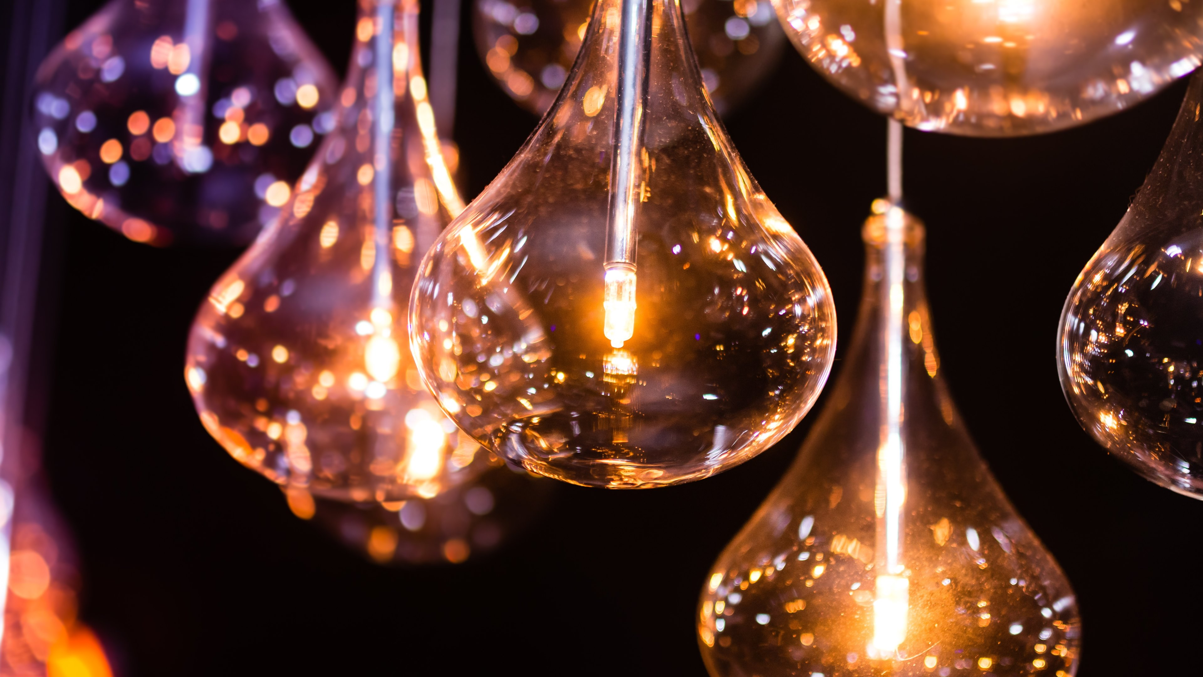 Light Bulbs, light, lights, energy, electricity, yellow light