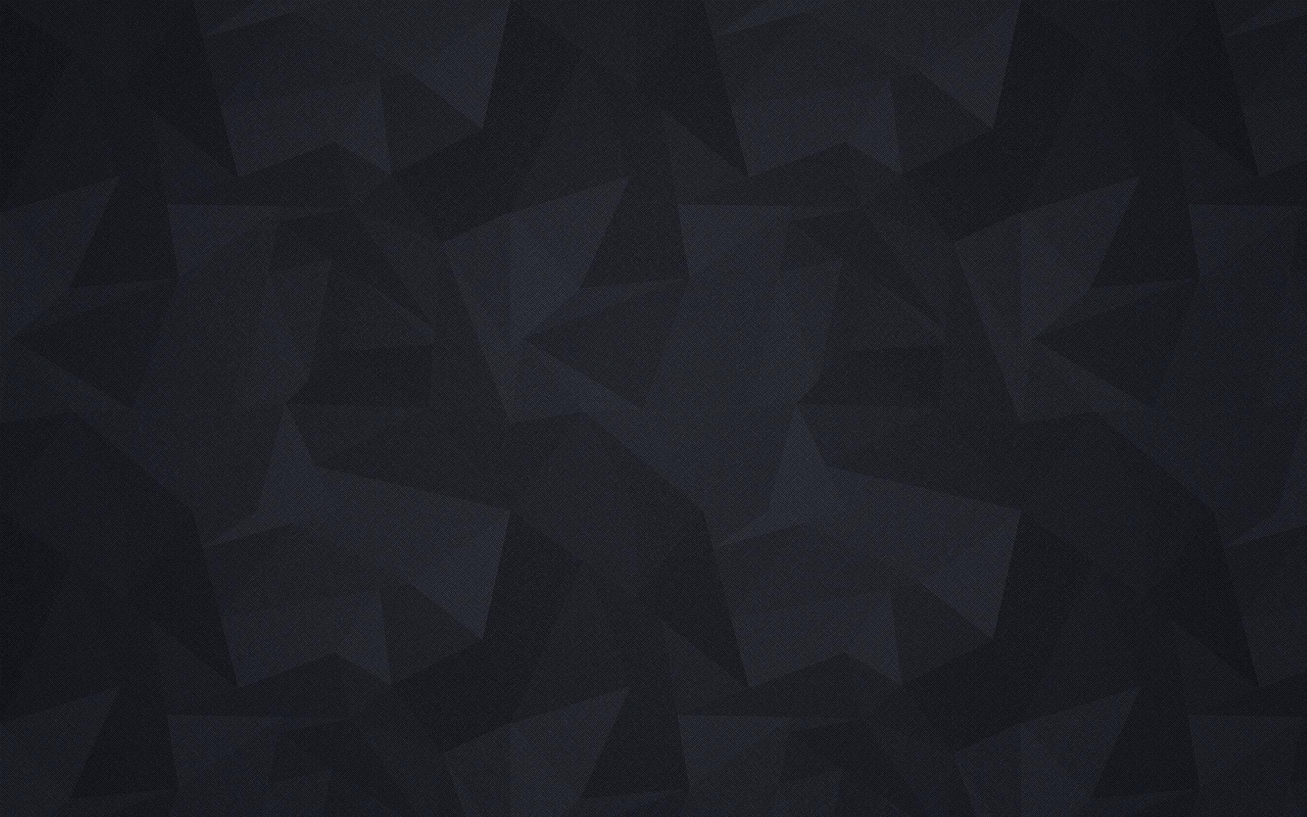 Folds by Delta909, tiragulos, black, gray, dark, angles, abstract, digital art, wallpaper