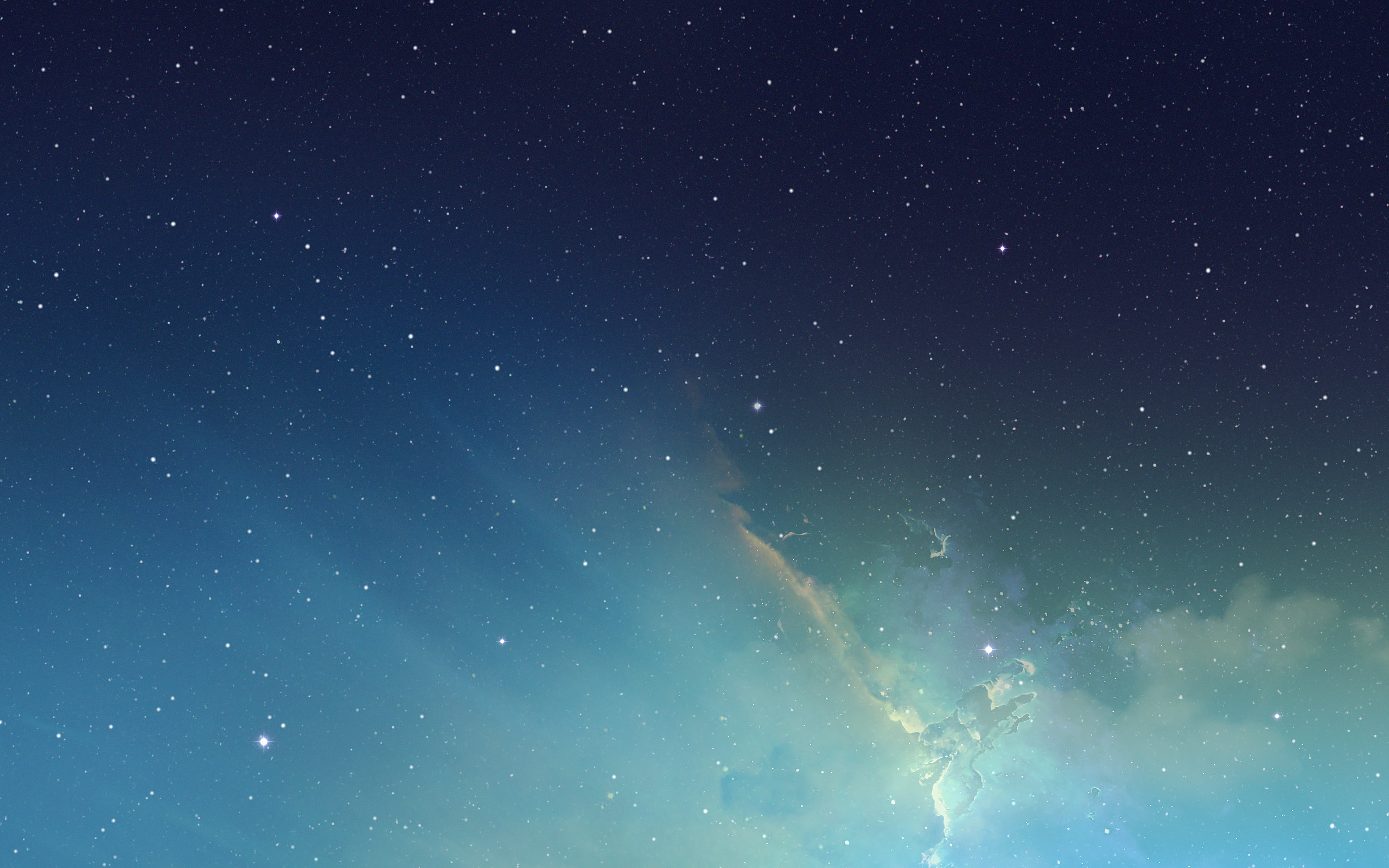iOS 7 Nebula by filipe-ps, ios, mac, apple, space, wallpaper, nebula, stars