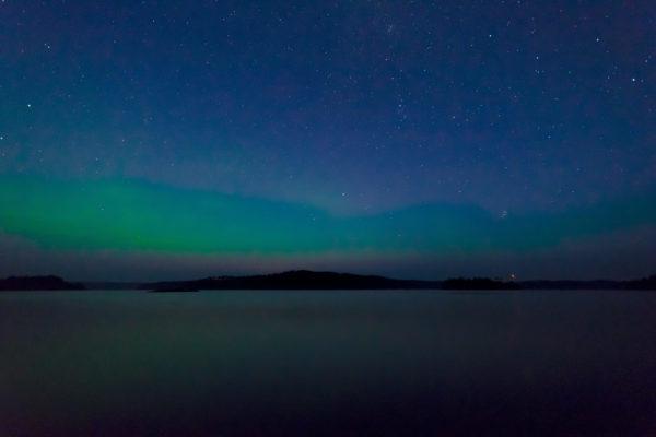 Night sky, mountains, lakes, night sky, night, stars, night, sky, evening, dark, landscape, lake, water, nature, silhouette