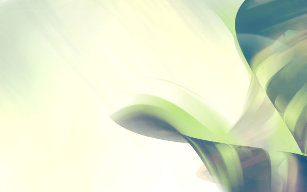 Abstract No.6 by MadPotato, abstract, wallpapers, image, green, waves, shapes