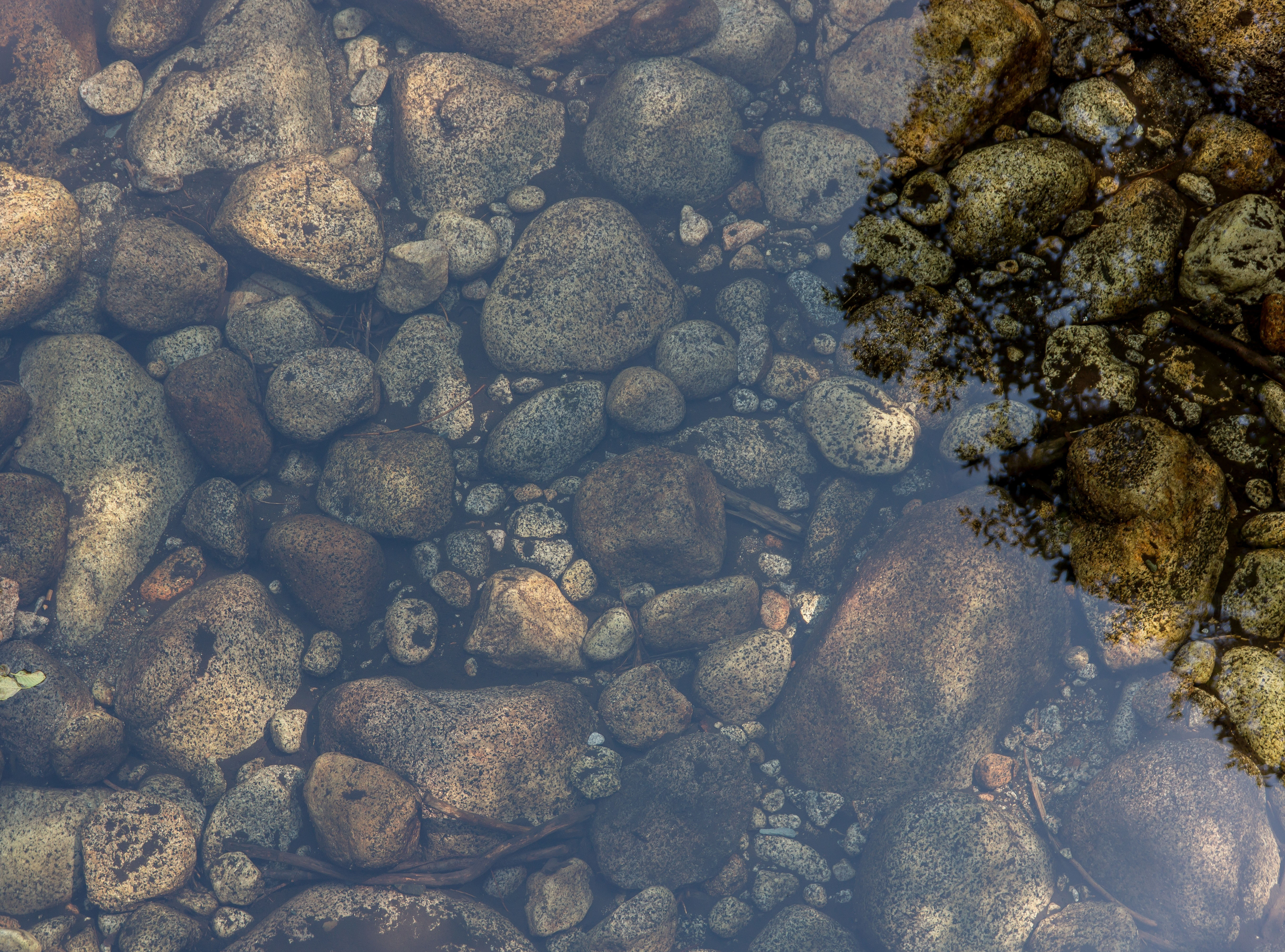 Clear lake, rocks, stones, water, clear, lake, translucent, water, background
