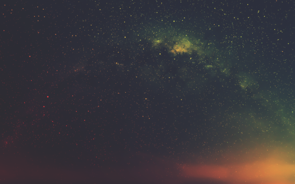Stars at night, galaxy, star night sky