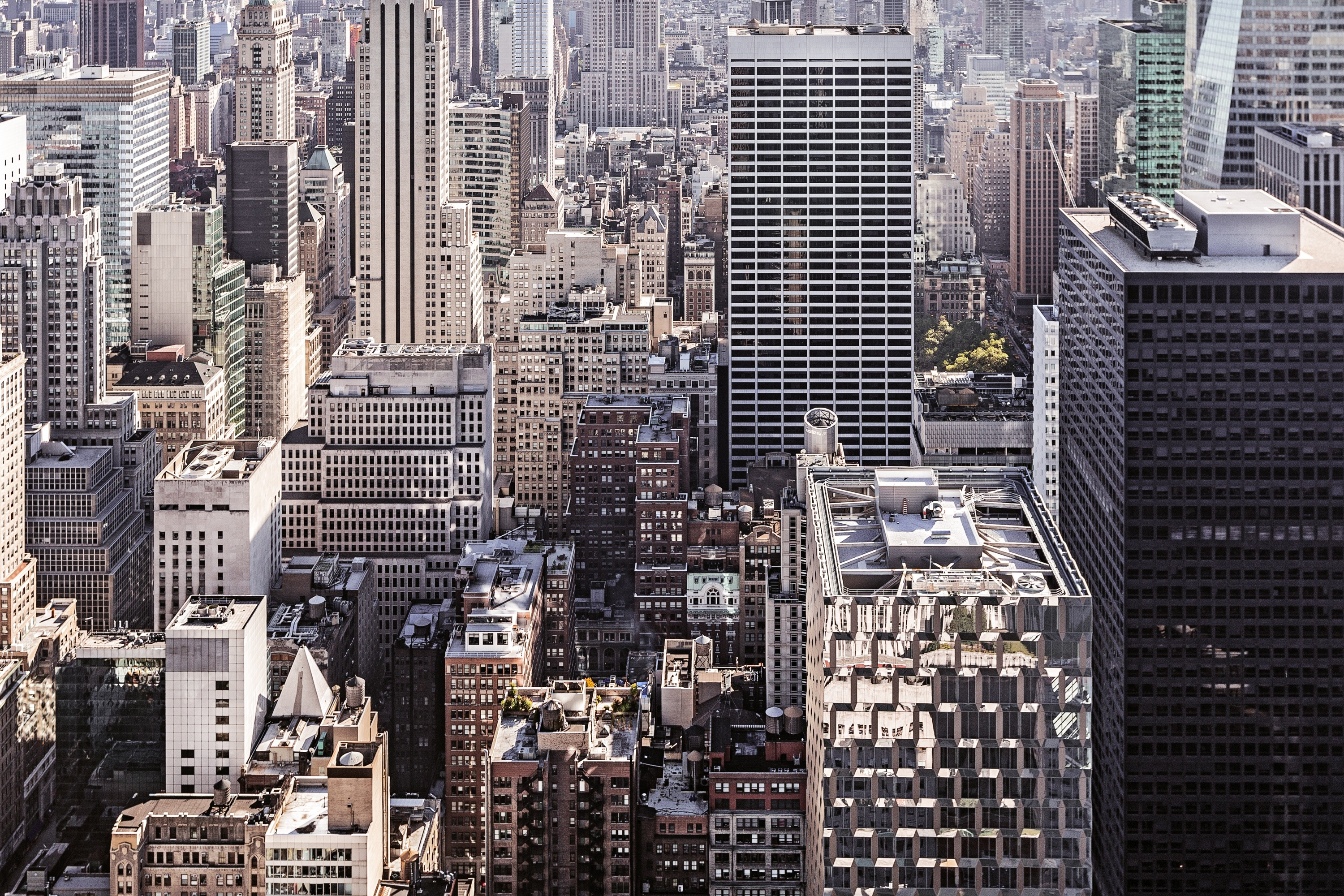 The city of skyscrapers, new york, buildings, skyscrapers, architecture, city, modern, metropolis