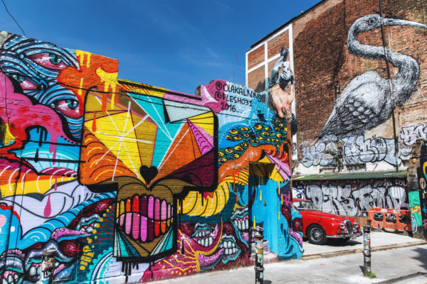 Urban colors, color, graffiti, painting, street art, street, street art