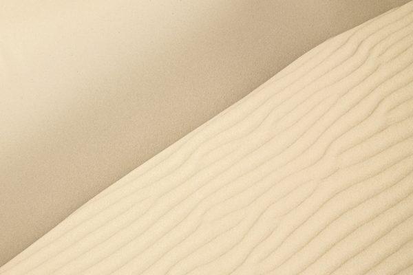 Sand dune, dune, desert, sand, mountain, wind, sand, sand grains