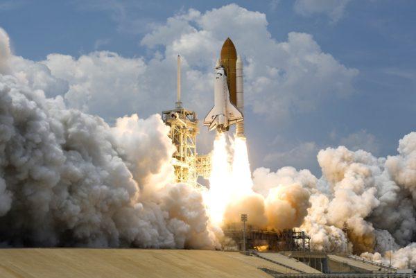 Rocket liftoff, nasa, liftoff, rocket ignition