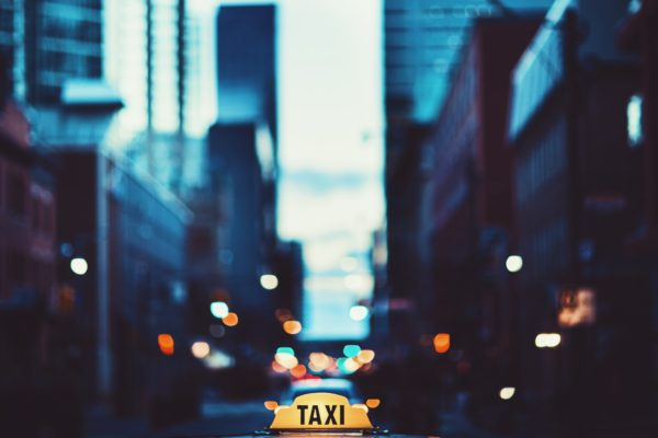 Poster taxi, taxi, city, new york, taxis