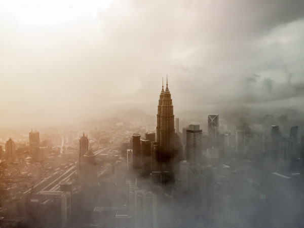 Petronas Twin Towers, architecture, Kuala Lumpur, Malaysia, towers, buildings, Cesar Pelli