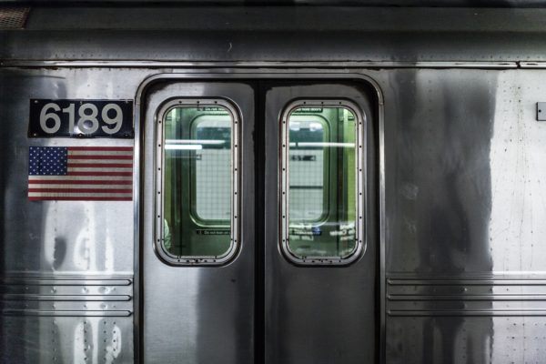 Subway gate, new york, subway, train, city, train