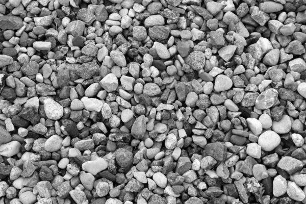 Gray rocks, rocks, small rocks, ball rocks, round rocks